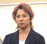仮面ライダーエターナル復活でファンに感謝した松岡充 (C)ORICON NewS inc.