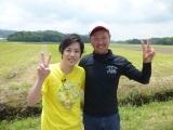 『24時間テレビ』で、ダーツの旅的全国1億人インタビュー!に参加した嵐・二宮和也 (C)日本テレビ