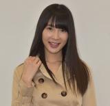 引退報告の取材会を開催した川崎あや (C)ORICON NewS inc.