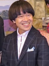 ABCテレビ『松本家の休日』にお父ちゃん役で出演した蛍原徹 (C)ORICON NewS inc.