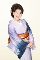 NHK『演歌フェス2019』に出演する川中美幸 (C)NHK