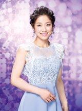 NHK『演歌フェス2019』に出演する川野夏美 (C)NHK
