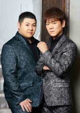 NHK『演歌フェス2019』に出演する北島兄弟(北山たけし 大江裕) (C)NHK