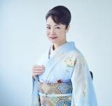 NHK『演歌フェス2019』に出演する香西かおり(C)NHK