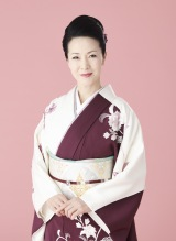 NHK『演歌フェス2019』に出演する坂本冬美 (C)NHK