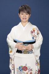 NHK『演歌フェス2019』に出演する島津亜矢 (C)NHK