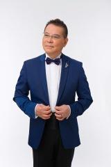 NHK『演歌フェス2019』に出演する千昌夫 (C)NHK