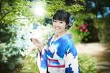 NHK『演歌フェス2019』に出演する田川寿美 (C)NHK