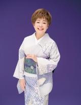 NHK『演歌フェス2019』に出演する中村美律子 (C)NHK