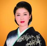 NHK『演歌フェス2019』に出演する藤あや子 (C)NHK