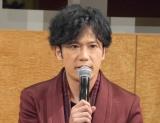 ジャニーさんへ感謝の気持ちを口にした稲垣吾郎 (C)ORICON NewS inc.
