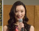 舞台『君の輝く夜に 〜FREE TIME, SHOW TIME〜』のトークイベントに出席した中島亜梨沙 (C)ORICON NewS inc.