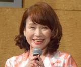 舞台『君の輝く夜に 〜FREE TIME, SHOW TIME〜』のトークイベントに出席した北村岳子 (C)ORICON NewS inc.