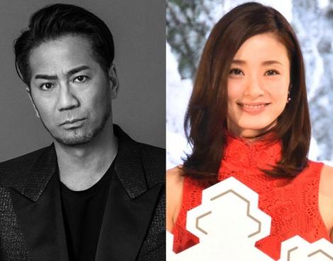 サムネイル EXILE・HIRO&上戸彩夫妻に第2子男児が誕生 (C)ORICON NewS inc.