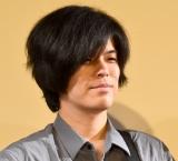 映画『私たちは、』の舞台あいさつ付試写会に参加した藍坊主・田中ユウイチ (C)ORICON NewS inc.