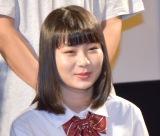 映画『私たちは、』の舞台あいさつ付試写会に参加した広橋佳苗 (C)ORICON NewS inc.