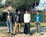 同世代の新バンドでフェス出演も決定(左から)Jah-Rah、横山健、宮本浩次、Jun Gray Photo by 佐内正史
