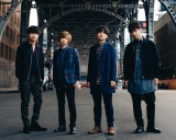 10月9日にメジャー1stアルバム『Traveler』を発売するOfficial髭男dism
