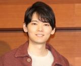 結婚後初の公の場で笑顔を見せた古川雄輝 (C)ORICON NewS inc.