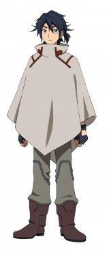 「ガンダムビルドシリーズ」最新作『ガンダムビルドダイバーズRe:RISE』のキャラクター・ヒロト(ダイバー姿)(C)創通・サンライズ