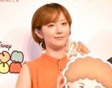 『LINE:ディズニーツムツム』真夏の新ツム発表会に出席したmoumoon・YUKA (C)ORICON NewS inc.