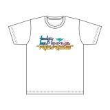 機動戦士ガンダム40周年プロジェクト アパレル・Tシャツ(ホワイト)(C)創通・サンライズ