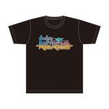 機動戦士ガンダム40周年プロジェクト アパレル・Tシャツ(ブラック)(C)創通・サンライズ