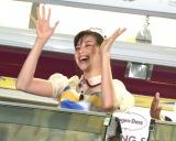 『Haagen-Dazs TRAVELING SHOP』オープン記念PRイベントに登壇した中条あやみ (C)ORICON NewS inc.