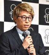 『株式会社がちキャラ』設立会見に出席した田村淳 (C)ORICON NewS inc.