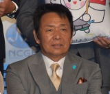 『知って、肝炎プロジェクトミーティング2019』に出席した山本譲二 (C)ORICON NewS inc.