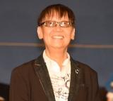 3DCGアニメ映画『ドラゴンクエスト ユア・ストーリー』の公開初日舞台あいさつに出席した堀井雄二(C)ORICON NewS inc.