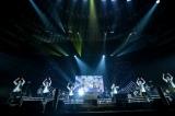 7月31日に初の大阪城ホール単独公演を開催した天月-あまつき- 写真/SARU(SARUYA AYUMI)