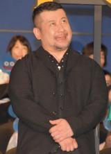 3DCGアニメ映画『ドラゴンクエスト ユア・ストーリー』の公開初日舞台あいさつに出席したケンドーコバヤシ (C)ORICON NewS inc.