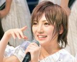 岡田奈々=STU48 3rdシングル「大好きな人」発売記念イベント (C)oricon ME inc.