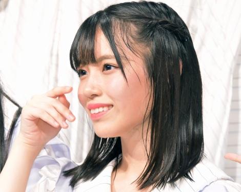 岩田陽菜=STU48 3rdシングル「大好きな人」発売記念イベント (C)oricon ME inc.