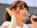 藤原あずさ=STU48 3rdシングル「大好きな人」発売記念イベント (C)oricon ME inc.