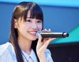 中村舞=STU48 3rdシングル「大好きな人」発売記念イベント (C)oricon ME inc.