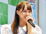 福田朱里=STU48 3rdシングル「大好きな人」発売記念イベント (C)oricon ME inc.