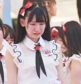 涙するメンバーの姿も (C)oricon ME inc.