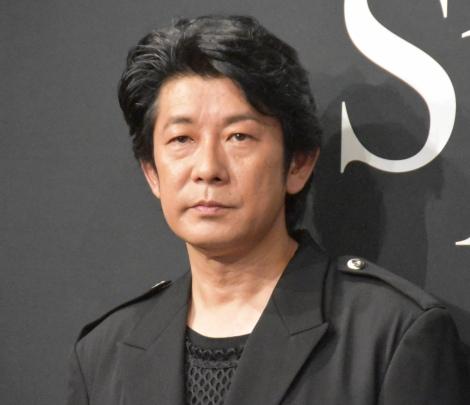 3nd写真集『Spin』発売記念トークショーに出席した永瀬正敏 (C)ORICON NewS inc.