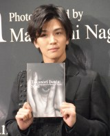 3nd写真集『Spin』発売記念トークショーに出席した岩田剛典 (C)ORICON NewS inc.