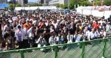 『みんわらウィーク』内イベント『SDGsウォーク2019』オープニングイベントの模様 (C)ORICON NewS inc.