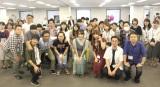 来社PRでオリコン本社を訪れた尾崎由香 (C)ORICON NewS inc.