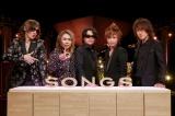 7月27日放送『SONGS』に初登場するLUNA SEA(C)NHK