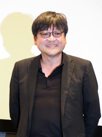 アニメーション監督の細田守氏 (C)ORICON NewS inc.