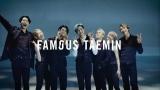 最新曲「Famous」(7月27日先行配信リリース)のMVメイキングを公開したテミン