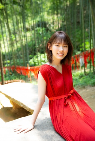 サムネイル 1stソロ写真集をリリースする欅坂46・小池美波(撮影/阿部ちづる)