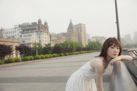 1stソロ写真集をリリースする欅坂46・小池美波(撮影/阿部ちづる)