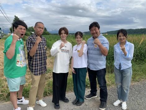 Hey! Say! JUMP山田涼介が夏の北海道を満喫はずが…(C)テレビ朝日