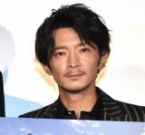 映画『二ノ国』声優ドリームチームスペシャルイベントに登壇した津田健次郎 (C)ORICON NewS inc.